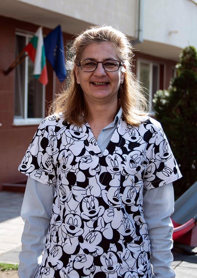Лидия Георгиева - Медицинска сестра