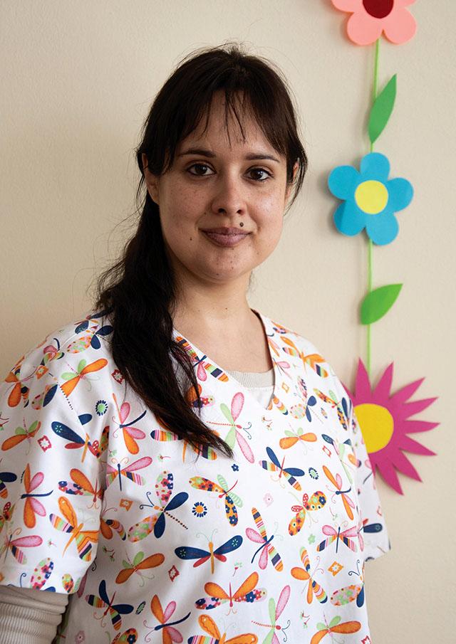 Миряна Гоцева - Учител