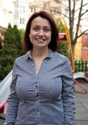 Йоана Йорданова - Логопед